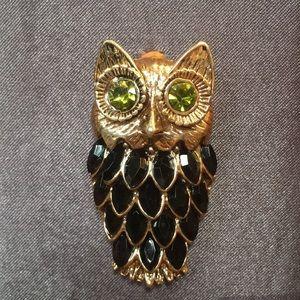 Jewelry - 🌵SALE🌵 Owl brooch.